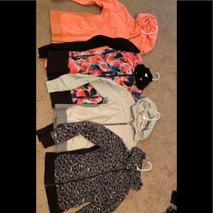 Lot of 4 jackets